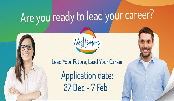 ARE YOU READY TO LEAD YOUR CAREER?